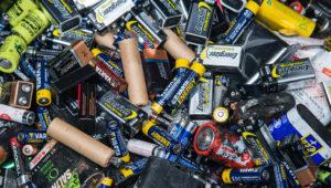 déchets dangereux piles
