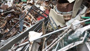 gestion déchets ferraille